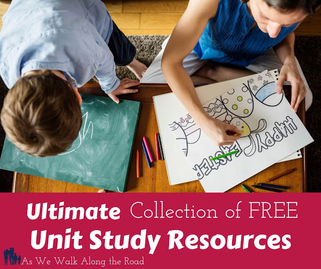 Free unit study resources