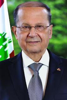ميشال عون (Michel Aoun)، عسكري وسياسي لبناني، رئيس الجمهورية اللبنانية 13، من مواليد يوم 30 سبتمبر 1933 في حارة حريك، بيروت، لبنان.
