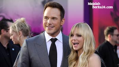 Sah! Chris Pratt dan Anna Faris Sepakat Bercerai