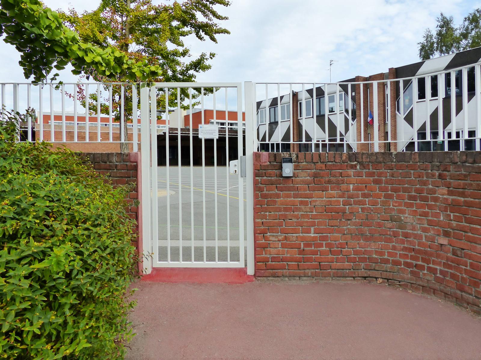 école primaire publique Maurice Bonnot, Tourcoing