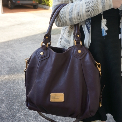 AwayFromBlue | Marc by Marc Jacobs carob brown classic Q Fran bag