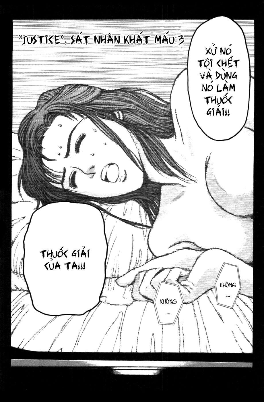 Psychometrer Eiji chapter 48 trang 3