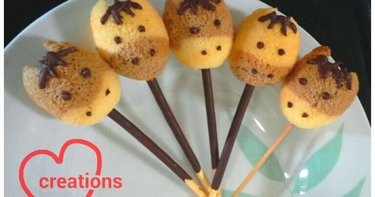 Pokey Sticks Cake Pops