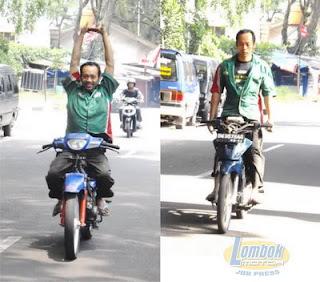 Tipe Pengendara Motor di Jakarta - Blog Mas Hendra