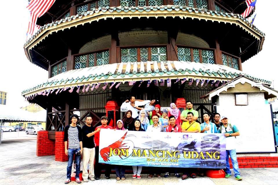 Menara Condong Teluk Intan, Perak, FAM Trip Tourism Malaysia Perak,