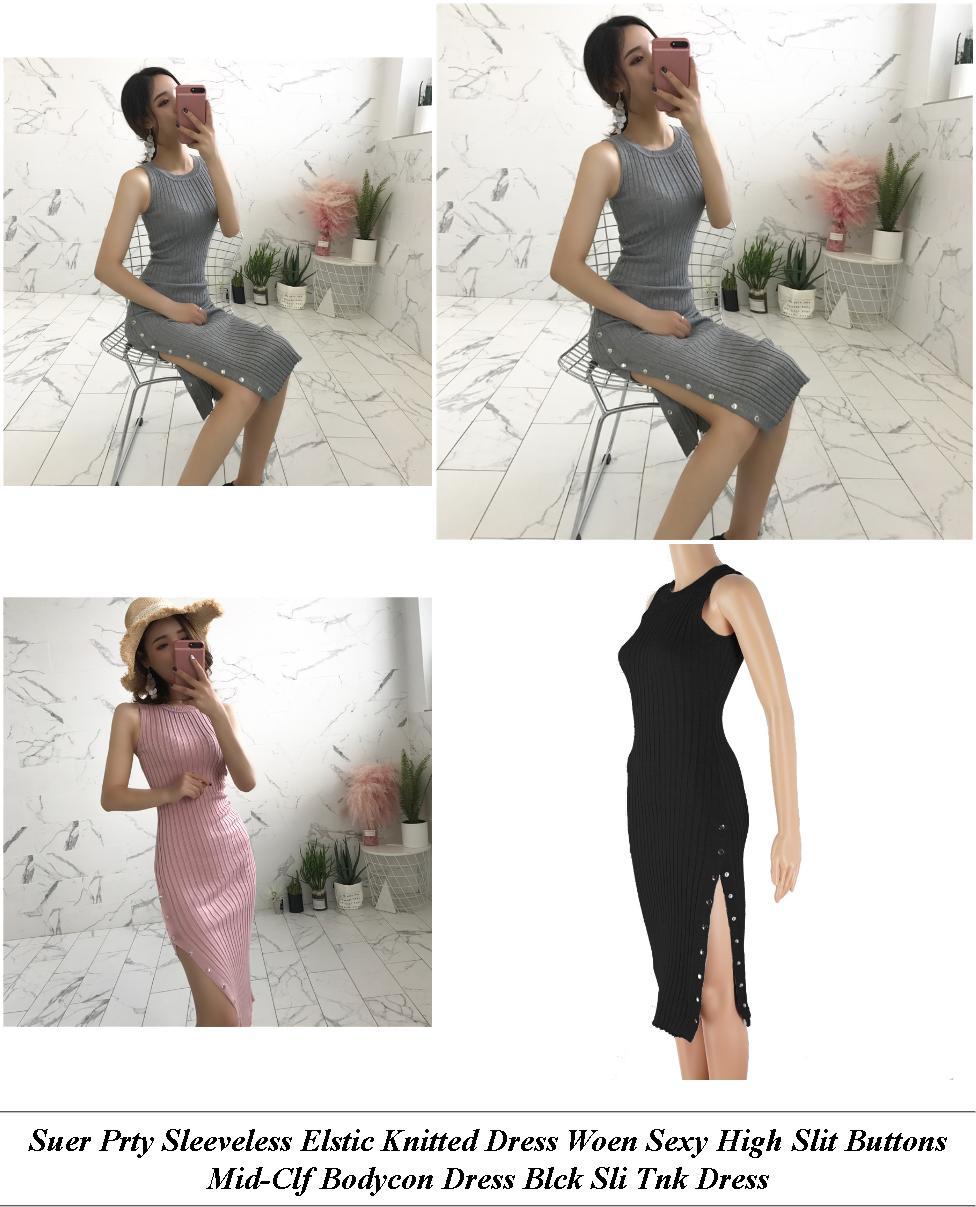 Womens Formal Wear Near Me - Womens Clothing Sales Canada - Satin Dresses Long Sleeve
