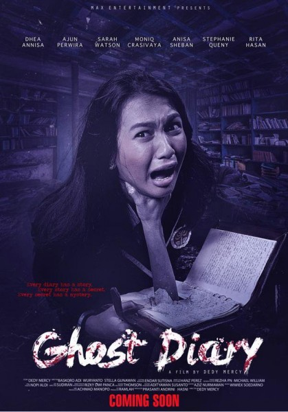 Nonton Ghost diary Full Movie