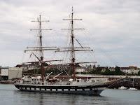 Sailing Ship Stavros S Niarcho on the Tyne