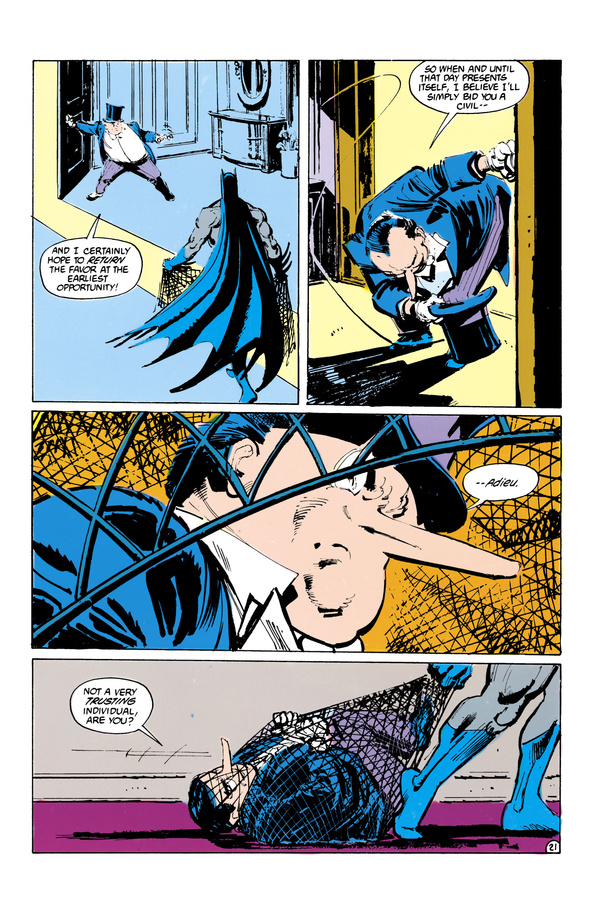 Detective Comics (1937) 568 Page 21