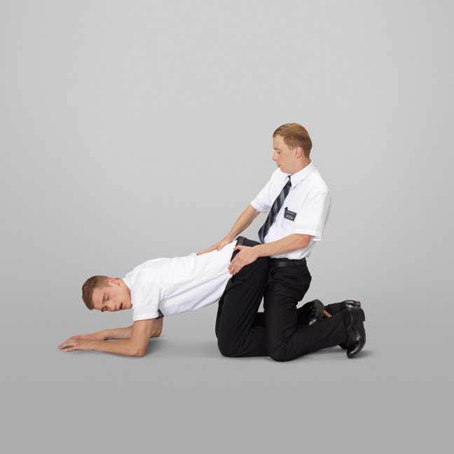 An Illustrated Guide To Mormon Missionary Positions  Oh -7109
