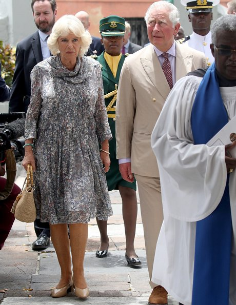 The Prince of Wales and the Duchess of Cornwall will visit Cuba's capital, Havana
