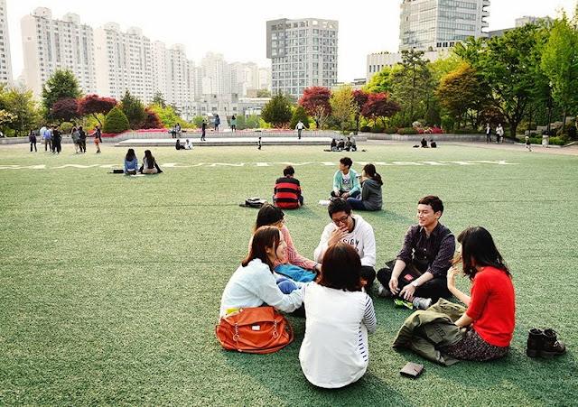 Làm lùi sổ tiết kiệm 6 tháng du học Hàn Quốc