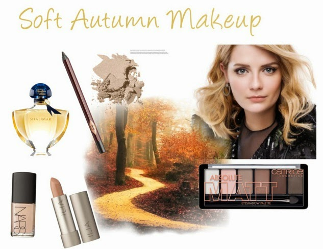 Soft Autumn Aka Gentle Autumn Mindful Of Our Makeup