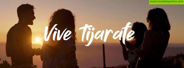 """Se pone en marcha la campaña promocional turística """"Descubre, siente, disfruta, Vive Tijarafe"""""""