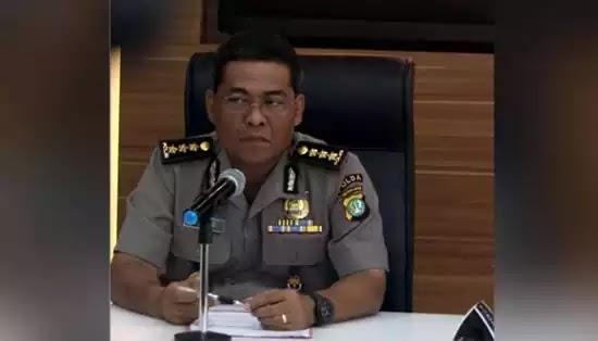 Kepala Bidang Hubungan Masyarakat Polda Metro Jaya Komisaris Besar Raden Prabowo Argo Yuwono