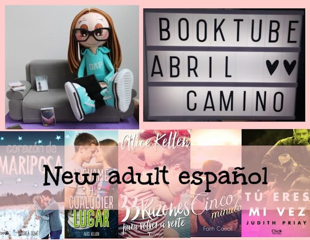 Romántica new adult española
