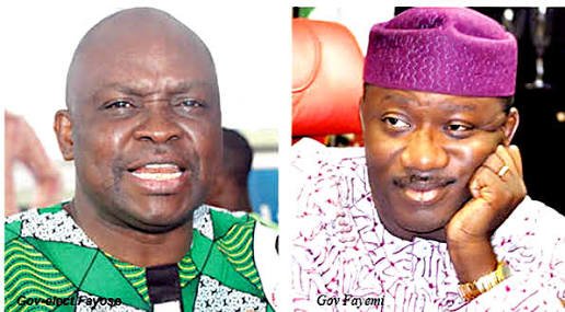 Fayemi Lacks Integrity To Say The Truth – Fayose