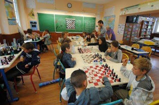 Echecs & Ecole : initiation à Fougueyrolles