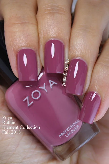Ruthie Zoya Element Collection Fall 2018