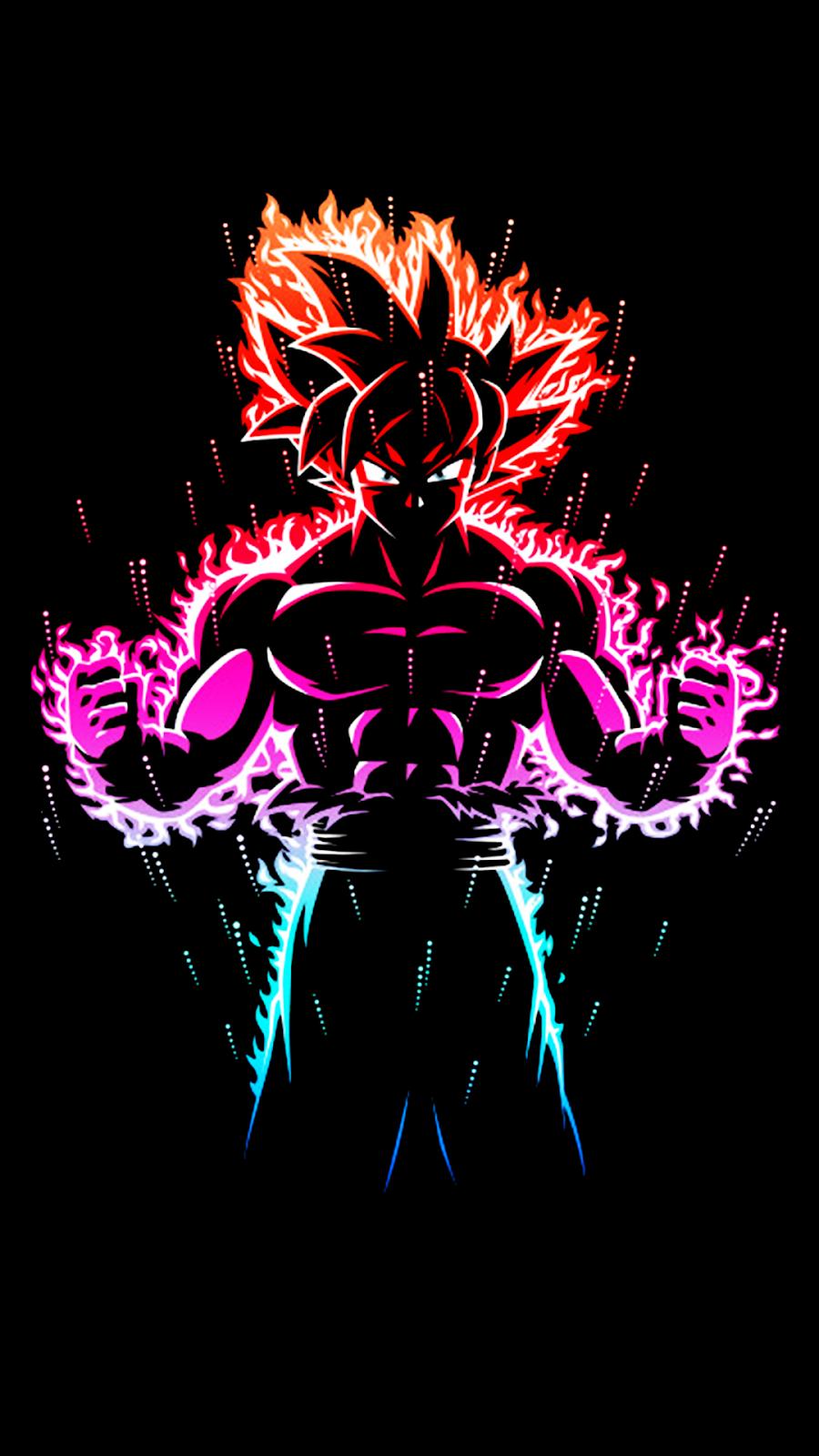 Dragonball Goku Symbol Wallpaper - doraemon
