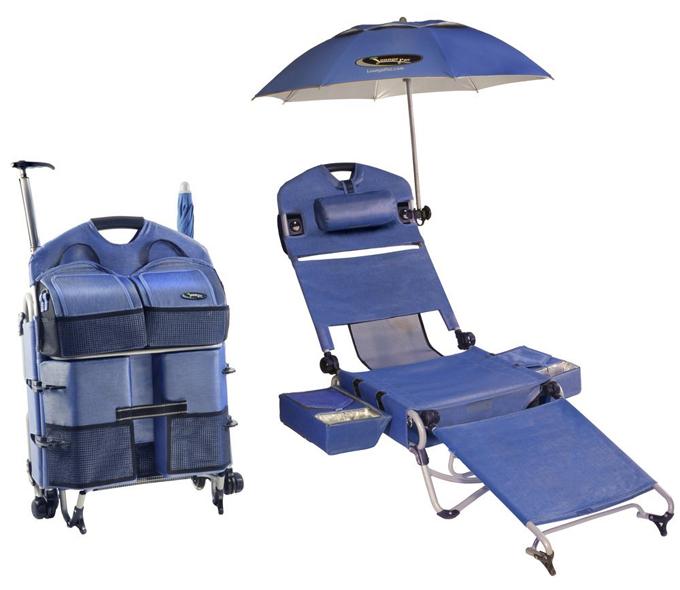 Diseño de silla para la playa