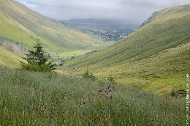 Glengesh Pass Irlanda