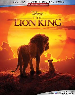 The Lion King 2019 Daul Audio BRRip 1080p HEVC x265