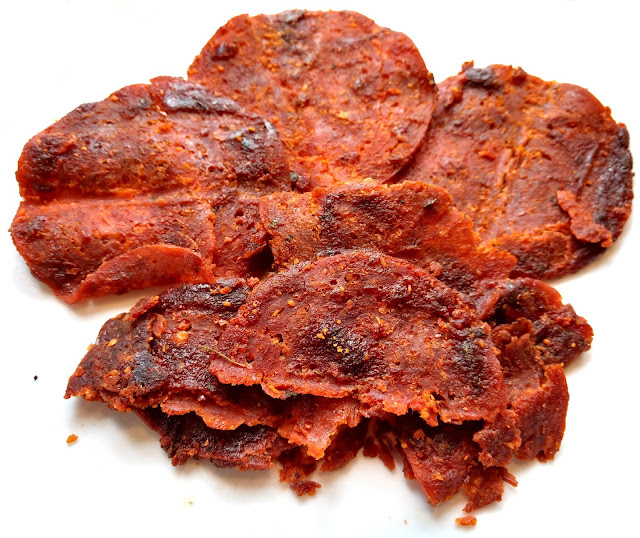 pepperoni pizza jerky