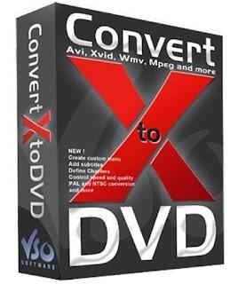 VSO ConvertXtoDVD 6.0.0.72 Multilingual Full Patch
