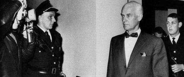 Wallenberg smugglade vapen
