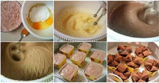 Resep Cake Kukus Modern: Resep Membuat Brownies Kukus Ny. Liem Di Jamin Mekar 100