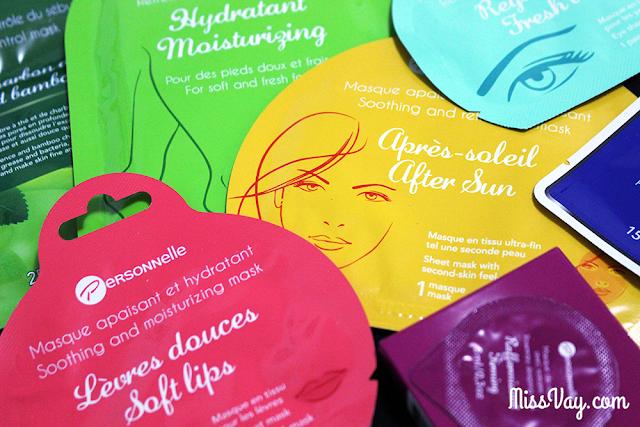 masques personnelle cosmétiques jean-coutu