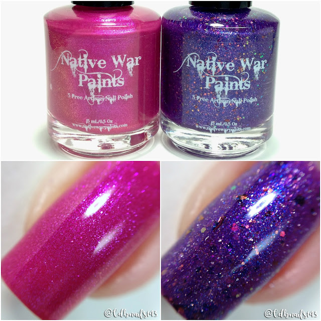 Native War Paints-Limited Edition Birthday Duo