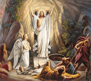 Domingo de Resurrección ~ Orando Solos Juntos