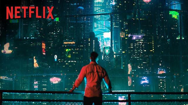 Altered Carbon,Netflix,Uma garota chamada sam