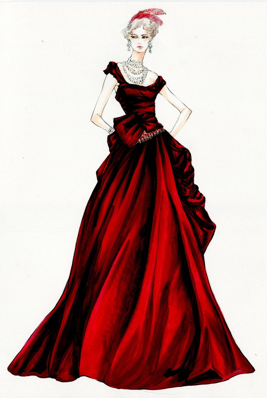 East of Eden: Anna Karenina. Costumes ...