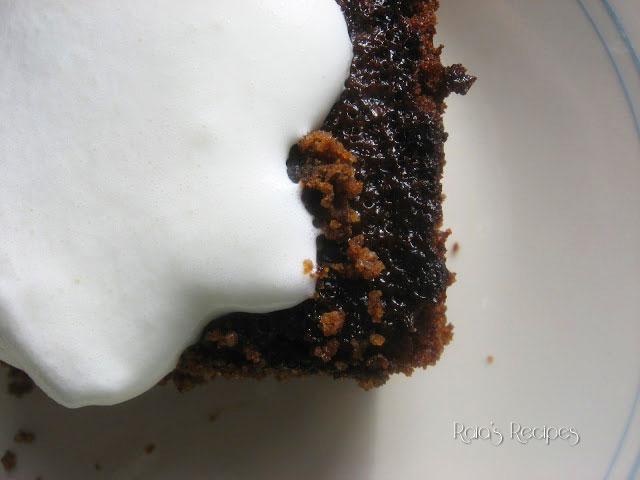 Honey Gingerbread by Raia's Recipes