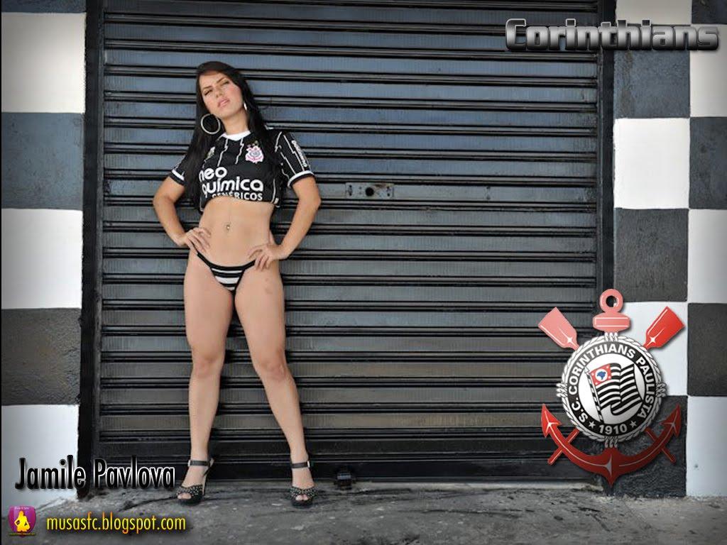 afc4a9e405 Panteras y Musas  Jamile - Corinthians (Musa do Paulistão 2012)