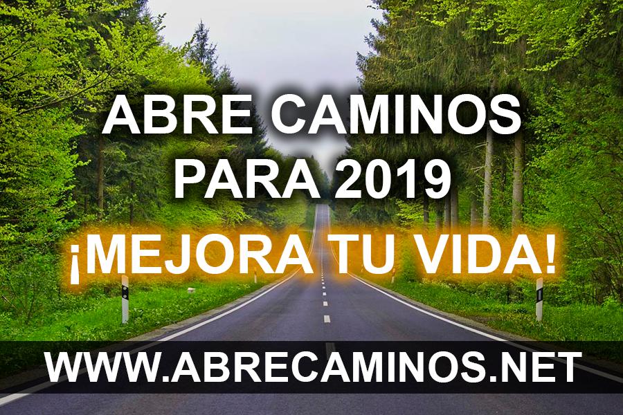 Abre Caminos para 2019