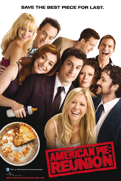 Poster Of (18+) American Pie Reunion 2012 UnRated 720p Hindi BRRip Dual Audio