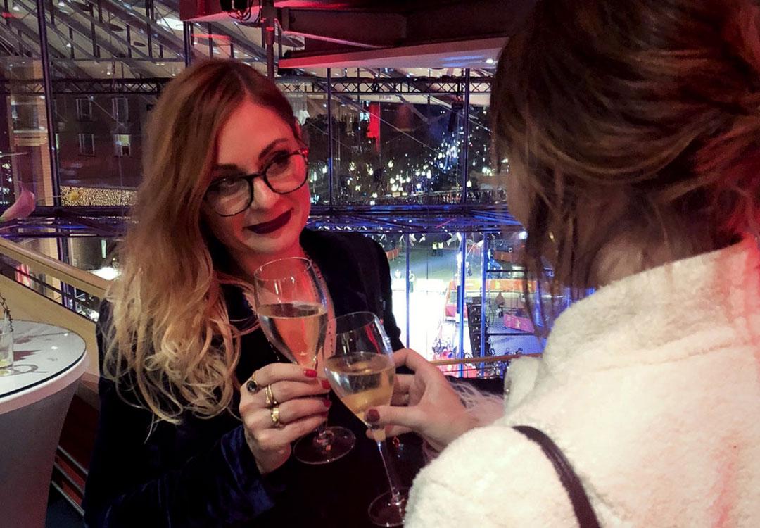 L'Oréal Paris, Berlinale Palast, Berlinale 2018, Vip Lounge