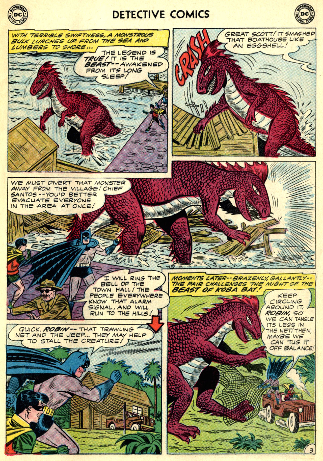 Detective Comics (1937) 297 Page 4