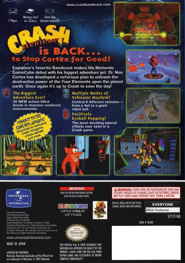 crash bandicoot wrath of cortex soundtrack download