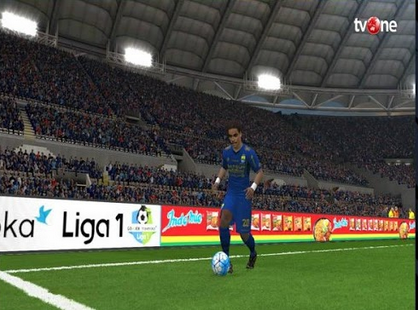 Update Patch PES 2017 dari SSPatch Unofficial
