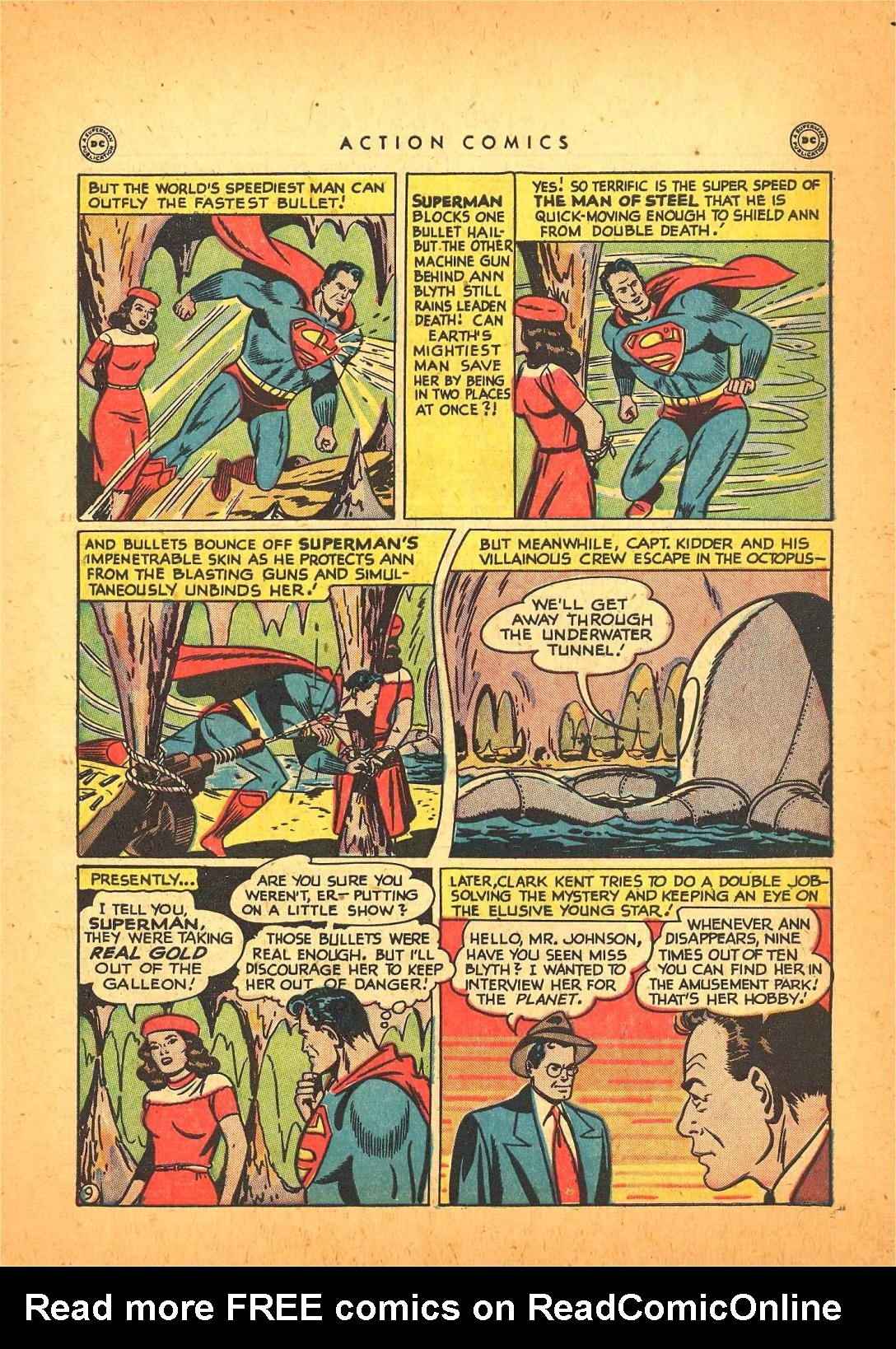 Action Comics (1938) 130 Page 9