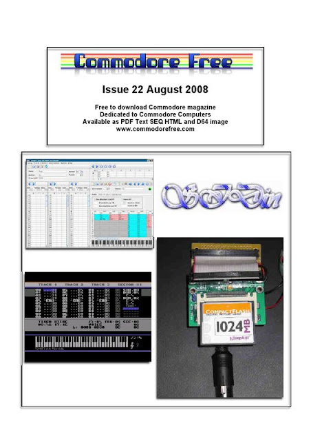 Commodore Free Magazine #022 (022)