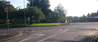 Vale Road/Menlove Avenue junction in 2016