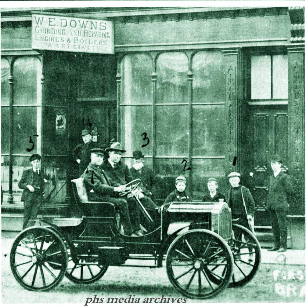 A.R.T. Series Vintage Car Dealers and Garages of Brampton, Ontario ...