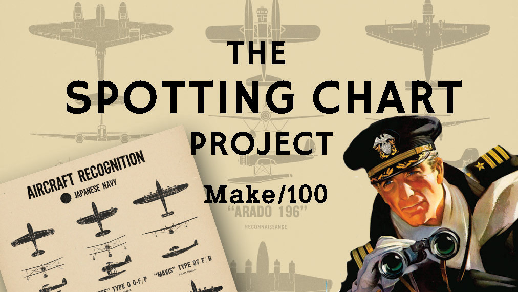 "Help Support Our First Kickstarter Campaign - ""The Spotting Chart Project""!"