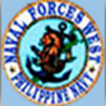 naval forces west logo